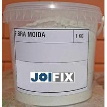 Fibra Moída 1kg - Fibra De Vidro Resina Massa Plastica