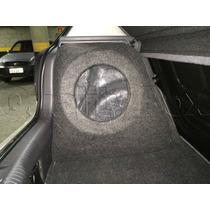 Caixa De Fibra Lateral Reforçada Polo Hatch (até 2014)