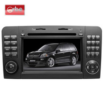 Central Multimidia Orbe Mercedes Benz Ml350 Dvd Gps Tv