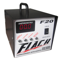 Fonte Carregador Inteligente Bateria 12 E Também 24 Volts
