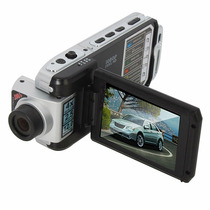 Câmera Filmadora Veicular Hdmi Full Hd F900l Espiã Lcd Web