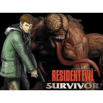 Resident Gun Survivor + Silent Hill (psp E Ps1 E Ps2 E Pc)
