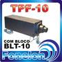 Caixa De Proteção Tpf-10- Com Bloco Blt10 P/ Caixas Emedas