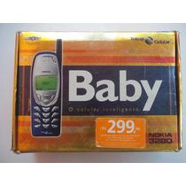 Antiga Caixa De Celular Nokia Baby Em Bom Estado