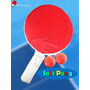 Raquete Almofada - Modelo Soft Pong Clássica