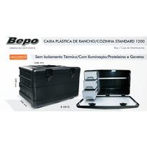 Caixa De Cozinha / Rancho Caminhão - Standard - Bepo