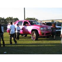 Camaleão, Pink, Rosa E Dourado Tinta Na Promoção 450 Mls