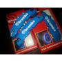 Capa De Pinça De Freio Brembo - Kit De 4 Peças Azul