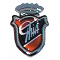 Emblema Brasão Ghia Da Lateral Do Ford Escort E Del Rey Ghia