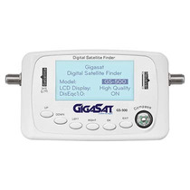 Localizador De Satélite Finder Digital Gs-500 Dvb-s E Dvb-s2