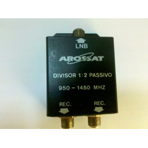 Divisor Sinal Arossat Divisor 1:2 Passivo 950 - 1450 Mhz