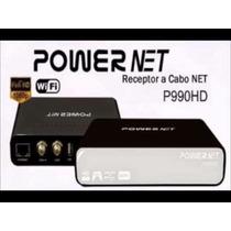 Receptor De Tv Digital Power Net P990