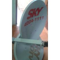 Antena Skay (somente O Prato) Sem O Lnb