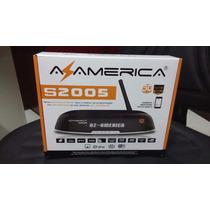 Receptor Azameric S - 2005 Com Wifi