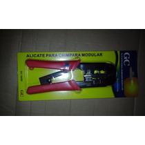 Alicate Hy568r P/crimpar Rj11/12/45 C/catraca