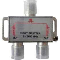 Divisor 1x2 P/ Lnbf Multiponto Alta Frequência 5-2450 Mhz