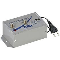 Amplificador De Linha 30db Pqal-3000 Proeletronic