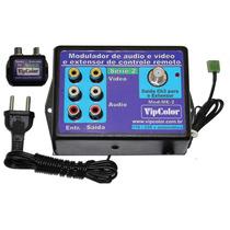 Extensor De Controle Remoto + Modulador Rf - Ponto Escravo