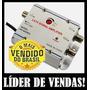 Amplificador De Sinal 2 Saídas - C/ Regulagem De Ganho 20dbs