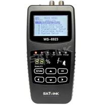 Satlink Ws-6923 Localizador De Satelite Digital Profissional