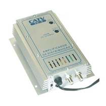 Amplificador In-door Catv 30-5 30db 550mhz