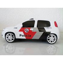 Miniatura Da Viatura Da Polícia Militar De De São Paulo Pmsp