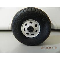 Rodas De Plastico 5cm Para Carrinho Carro Caminhão