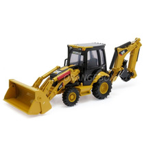 Retroescavadeira Caterpillar 420e Norscot 1:50 #55143