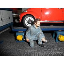 Boneco Mecânico 1/18 Para Diorama Ou Maquete