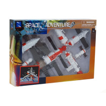 Kit Montar Space Station Space Adventure New Ray 1:48 3434-2