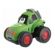 Carrinho De Brinquedo Para Bebê Turbo Touch Trakky - Chicco