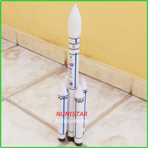 Foguete V L S Veículo Lançador Satélite Espacial Aéronáutica