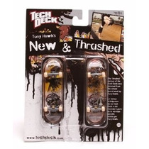 Skate De Dedo Tech Deck New & Trashed - Long Jump