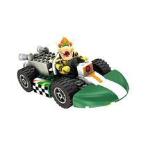 Carrinho Mario Kart Bowser Carro Lego Oficial Nintendo