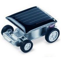 Mini Carro Movido A Energia Solar - Pronta Entrega