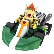 Carro Bowser Kart Mario Carrinho Montável Oficial Nintendo