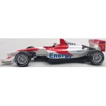 Miniatura Carro Carrinho Fórmula 1 Corrida Senna F1 Coleção