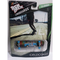 Skate De Dedo Tech Deck Longboards Cruiser Long Jump