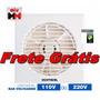 Ventilador Exaustor Para Banheiro - Ventisol 110v / 220v
