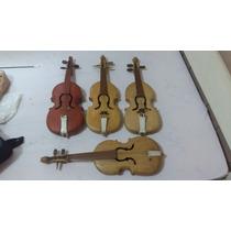 Rabeca Instrumento Musical Artesanal Feita Por Caiçara