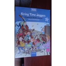 String Time Joggers - 14 Peças Para Violinos Em Grupo