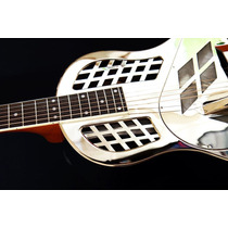 Violão Dobro Resonator Tricone Da Delta Guitars - Artesanal