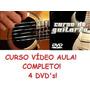 Guitarra E Violão - 4dvd