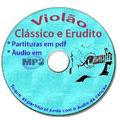 Método Para Violão Classico Com Partituras E Mp3