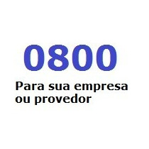 0800 Sip Iax, Virtual Ou Convencional - Empresas, Provedores