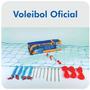 Kit Voleibol 8x16 Metros - Master Rede - Prof. Do Esporte