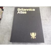 Atlas Enciclopédia Britannica 1994 Tamanho Gigante
