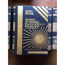 Grande Dicionário Enciclopédico Brasileiro Ilustrado 10 Vol