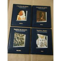 História Em Revista 4 Volumes Frete Grátis