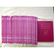 Livro Enciclopedia Larousse Cultural